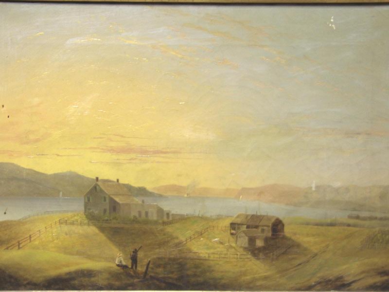 Backwards Glance: Bucolic Benicia Views Enjoyed For Over 150 years