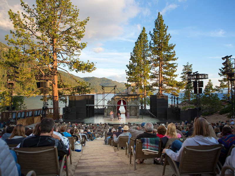 Annual Tahoe Shakespeare Fest Returns This Month To Sand Harbor