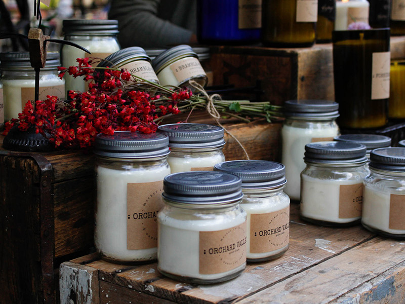 Choosing Personalized Gifts From Area Maker Fairs & Markets