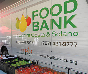 Feeding The Hungry In Solano And Contra Costa Counties