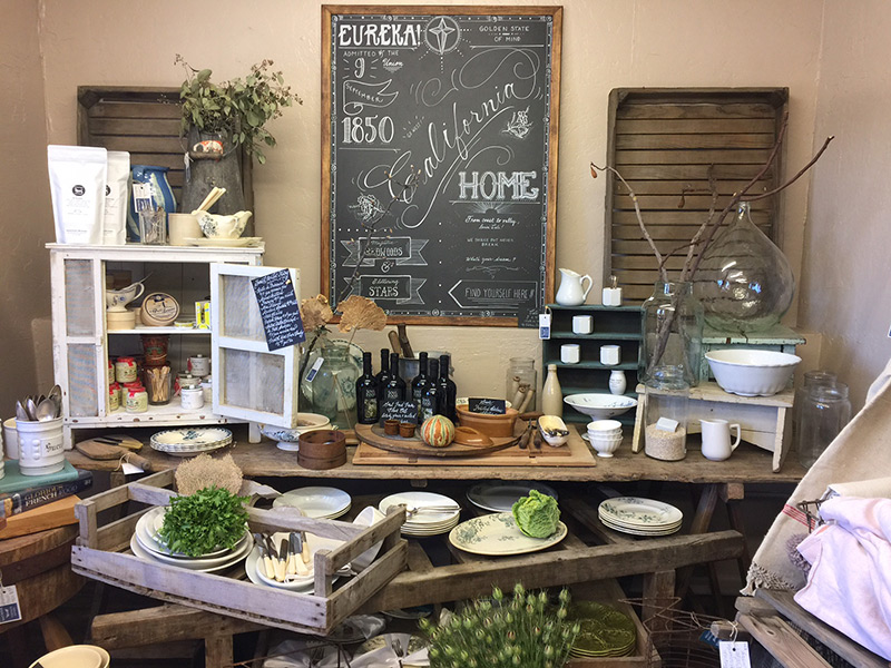 French Flair At Benicia's Bayside Vintage Living