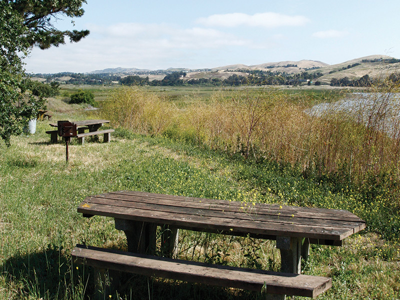Multi-agency Partnership Garners Success For Benicia State Parks