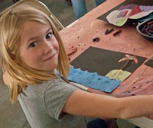Next Generation Exhibit Showcases Children's Art