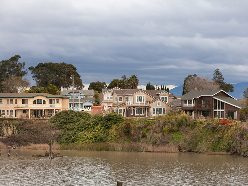 A Profusion Of New Homes Sprouting Up On Benicia's West Side