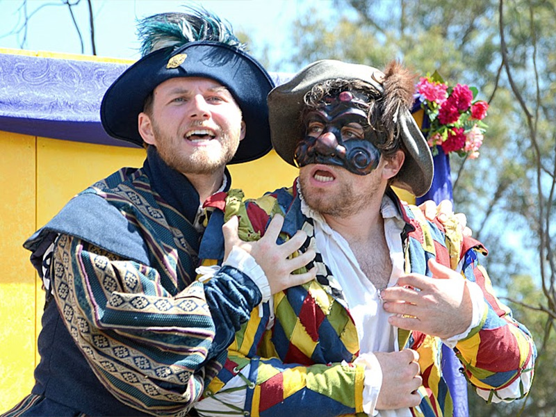 Italian Renaissance Festival Brings Family Fun To Vallejo