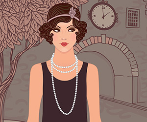 Fashionista: Fashion Inspired By The Roaring 20's